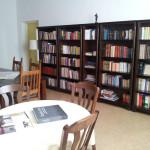 Bibliotheek gastenhuis