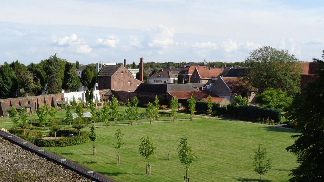 Birgittinessen kloostertuin