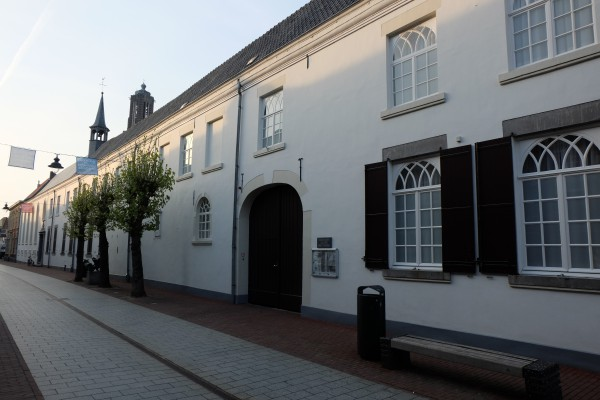 Abdij Maria Hart gastenhuis