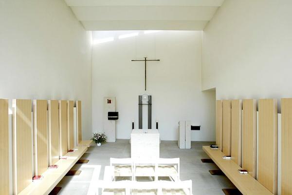 Birgittinessen Bremen: kapel