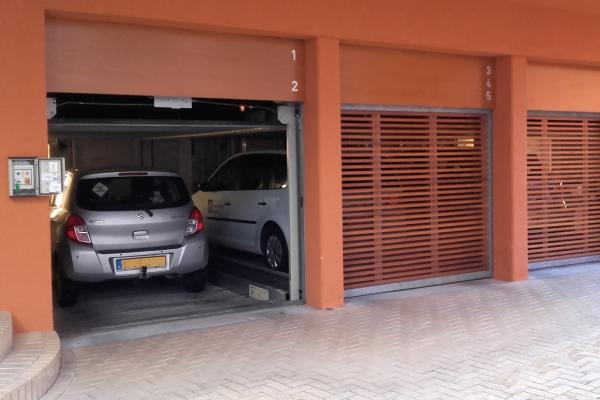 Birgittinessen Bremen: parkeergelegenheid