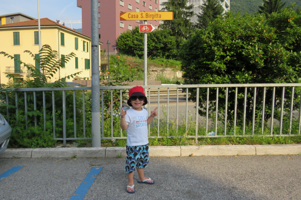 Birgittinessen Lugano: gastenhuis promotor