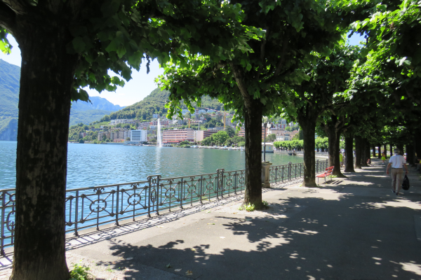 Birgittinessen Lugano: meervanLugano
