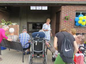 Er werd een film vertoond over de 175-jarige geschiedenis van de Birgittinessen in Weert.